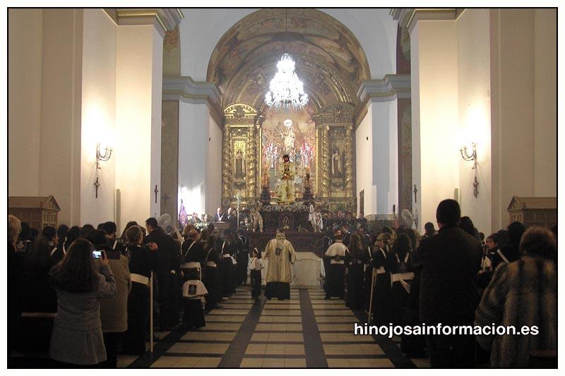 NTO. PADRE JESÚS DE LA HUMILDAD Y PACIENCIA. MIÉRCOLES SANTO 2013