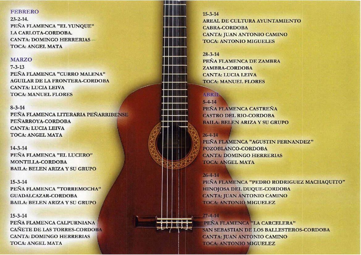 Programa_Circuito_Flamenco_2014