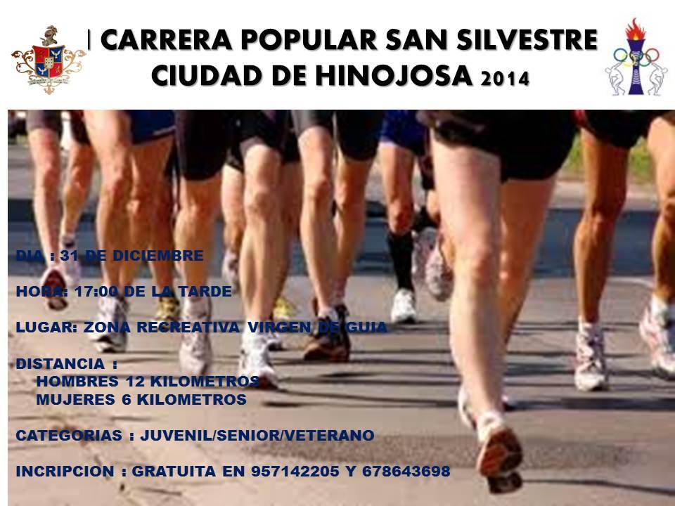 CARRERA SILVESTRE HINO2014