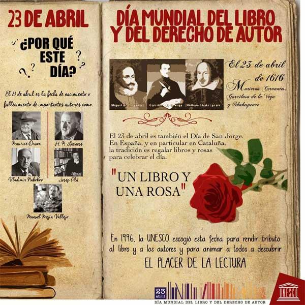 Dia-mundial-del-libro-y-del-derecho-de-autor-Libro-y-Rosa